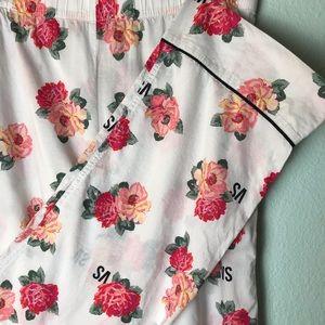 Victoria's Secret Floral PJ Pants